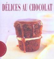 Delices au chocolat - Intérieur - Format classique