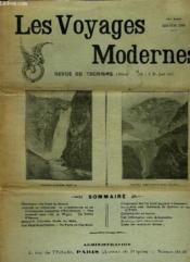 Les Voyages Modernes Mai Juin 1909. Sommaire: Le Soleil De Minuit, Les Pays Scandinaves, Promenades Sur Les Lacs Anglais Et Ecossais... - Couverture - Format classique