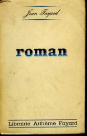 Roman. - Couverture - Format classique