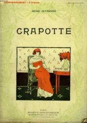 Crapotte. Collection Modern Bibliotheque. - Couverture - Format classique