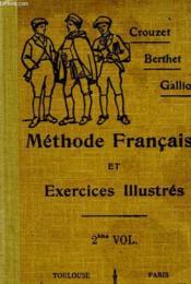 Methode Francais Et Exercices Illustres - Classe De 4° Et 3° - Couverture - Format classique
