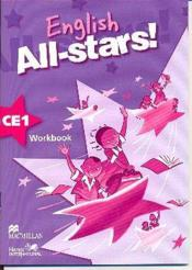 Vente livre :  English all-stars ; CE1 ; Cameroun workbook  - Collectif D'Auteurs - Collectif