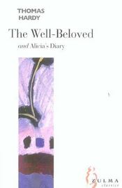The well-beloved ; alicia's diary - Intérieur - Format classique