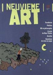 Revue 9e Art N.13 ; Janvier 2007 - Intérieur - Format classique