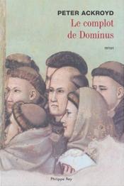 Complot De Dominus (Le) - Couverture - Format classique