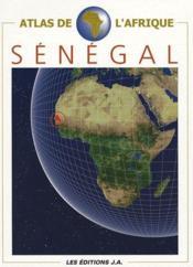Senegal Atlas De L'Afrique - Couverture - Format classique