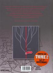 La compagnie des glaces-cycle jdrien t.1 ; lien rag - 4ème de couverture - Format classique