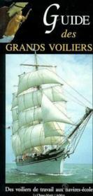 Guide des grands voiliers - Couverture - Format classique
