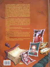 Carbone 14, tome 1 - 4ème de couverture - Format classique