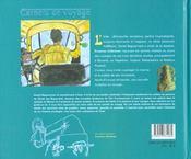 Carnets De Voyage. Errances Indiennes - 4ème de couverture - Format classique