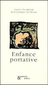 Enfance portative - Couverture - Format classique