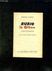 Rubio Le Gitan. - Couverture - Format classique