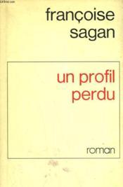 Un Profil Perdu. - Couverture - Format classique