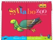 Syllabozoo ; grande section, CP - Couverture - Format classique