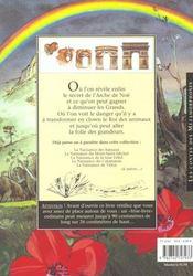La naissance de l'arc de triomphe - 4ème de couverture - Format classique