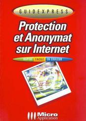 Guidexpress protection sur le web - Intérieur - Format classique