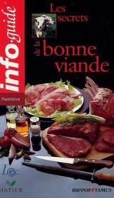 Les Secrets De La Bonne Viande - Couverture - Format classique