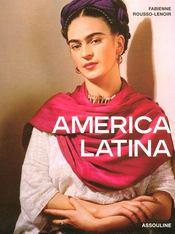 America latina - Intérieur - Format classique