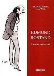 Edmond Rostand - Couverture - Format classique