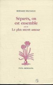 Separes On Est Ensemble - Couverture - Format classique
