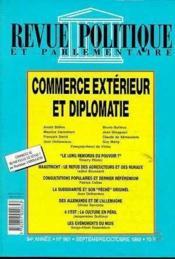 Rpp T.961 ; Septembre-Octobre 1992 - Couverture - Format classique