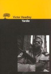 Yardie - Couverture - Format classique