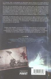 Mémoires de nos pères - 4ème de couverture - Format classique