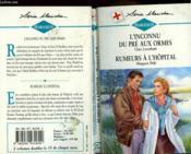 L'Inconnu Du Pre Aux Ormes Suivi De Rumeurs A L'Hopital - Couverture - Format classique