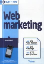 Vente livre :  Web marketing  - Jacques Digout