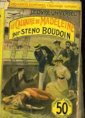 Le Calvaire De Madeleine - Couverture - Format classique
