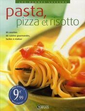 Pizza, pasta et risotto - Intérieur - Format classique