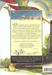 La naissance du mont saint michel - 4ème de couverture - Format classique