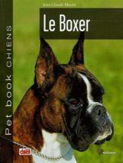 Le boxer - Couverture - Format classique