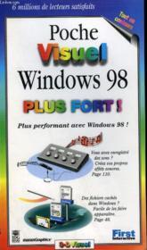 Windows 98, Plus Fort - Couverture - Format classique