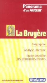 La Bruyere - Couverture - Format classique