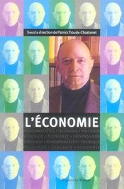 L'economie-cahiers jacques-ellul n 3 - Intérieur - Format classique