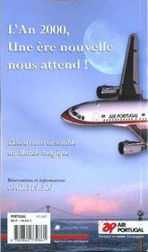 Portugal 2000, Le Petit Fute - 4ème de couverture - Format classique