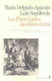 Pires Contes Des Freres Grim (Les) - Intérieur - Format classique