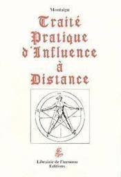 Traité pratique d'influence à distance - Couverture - Format classique