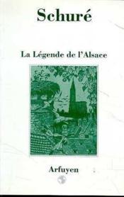 Legende De L'Alsace (La) - Couverture - Format classique