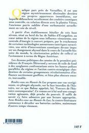 Rendez-Vous Au Manoir Du Lac - 4ème de couverture - Format classique