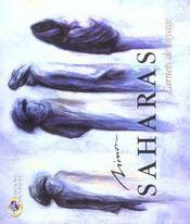 Saharas. carnets de voyage - Intérieur - Format classique