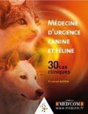 Médecine d'urgence canine et féline ; 30 cas cliniques - Intérieur - Format classique