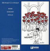 Musique classique - 4ème de couverture - Format classique