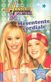 Hannah Montana t.2 ; mésentente cordiale - Intérieur - Format classique