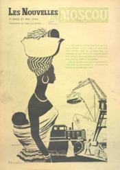 Nouvelles De Moscou (Les) N°21 du 23/05/1964 - Couverture - Format classique