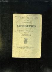 Muse De Toulouse. Catalogue Exposition De Tapisseries Et De Quelques Meubles Du Mobilier National. - Couverture - Format classique