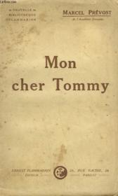 Mon Cher Tommy. - Couverture - Format classique