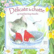 Delicate la chatte qui etait bien trop etourdie - Intérieur - Format classique
