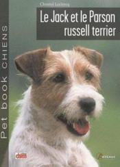 Le jack et le parson russell terrier - Couverture - Format classique